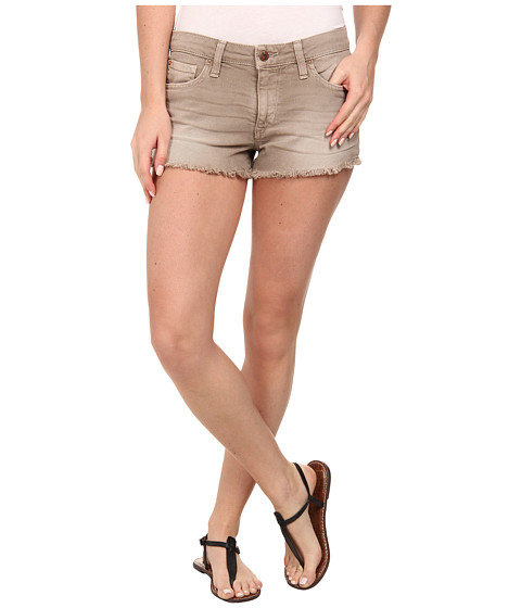 Joe's Jeans - Collector's Edition Cut Off Shorts in Distressed Colors (Mushroom) Women's Shorts