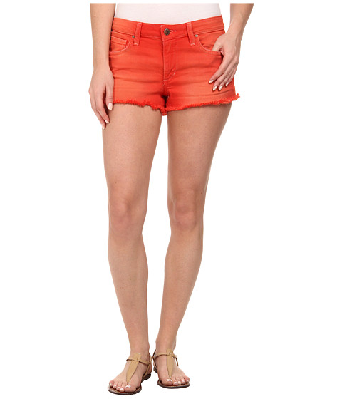 Joe's Jeans - Collector's Edition Cut Off Shorts in Distressed Colors (Poppy) Women's Shorts