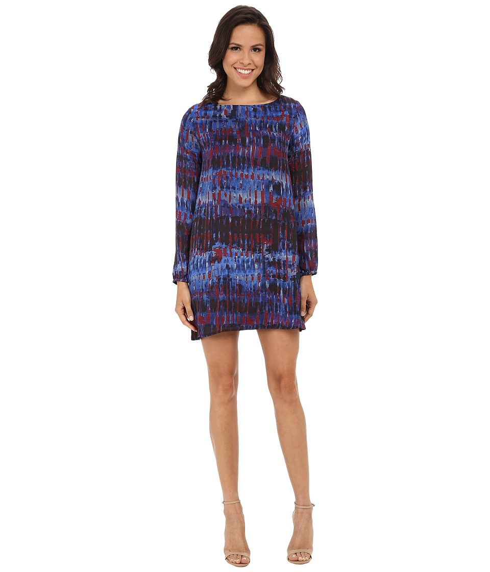 BB Dakota - Emily Night Sky Printed Dress (Multi) Women's Dress
