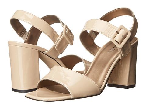 Vaneli - Trine (Ecru Patent) High Heels