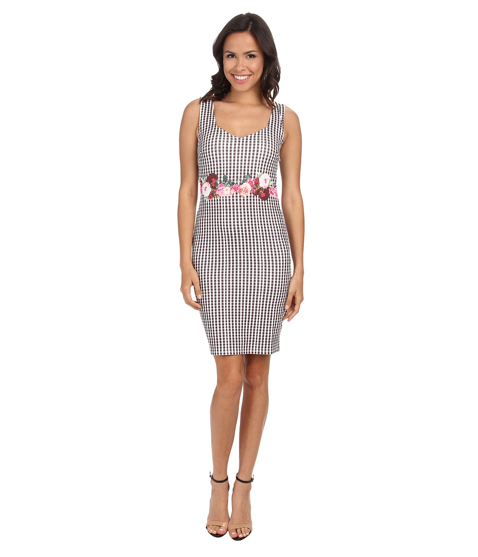 MINKPINK - Garden Bed Picnic Dress (Multi) Women's Dress