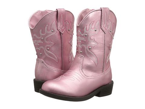 Nina Kids - Mirabela (Toddler/Little Kid) (Pink Metallic) Girls Shoes