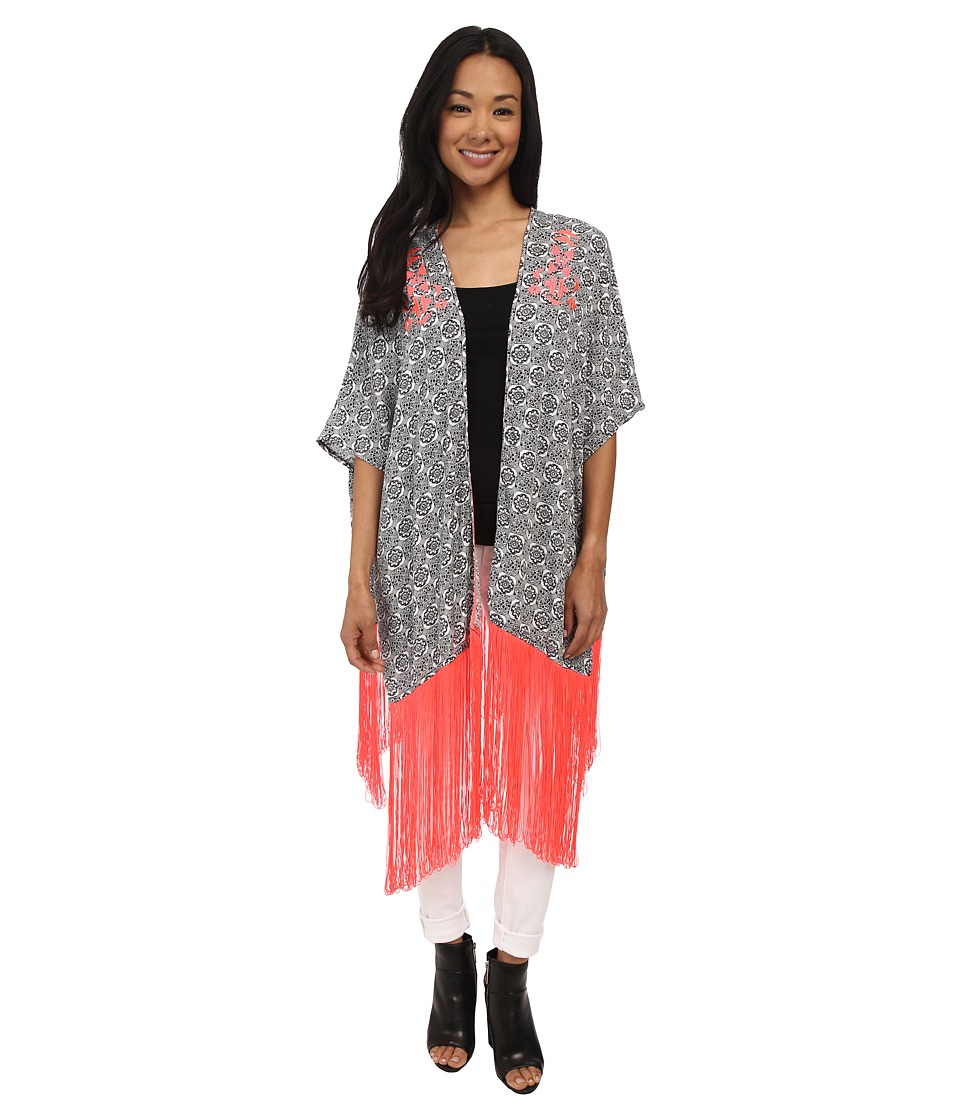 MINKPINK - Nightrider Kaftan (Multi) Women