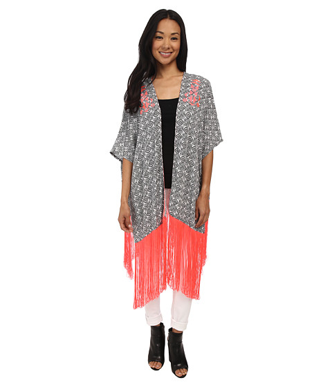 MINKPINK - Nightrider Kaftan (Multi) Women's Clothing