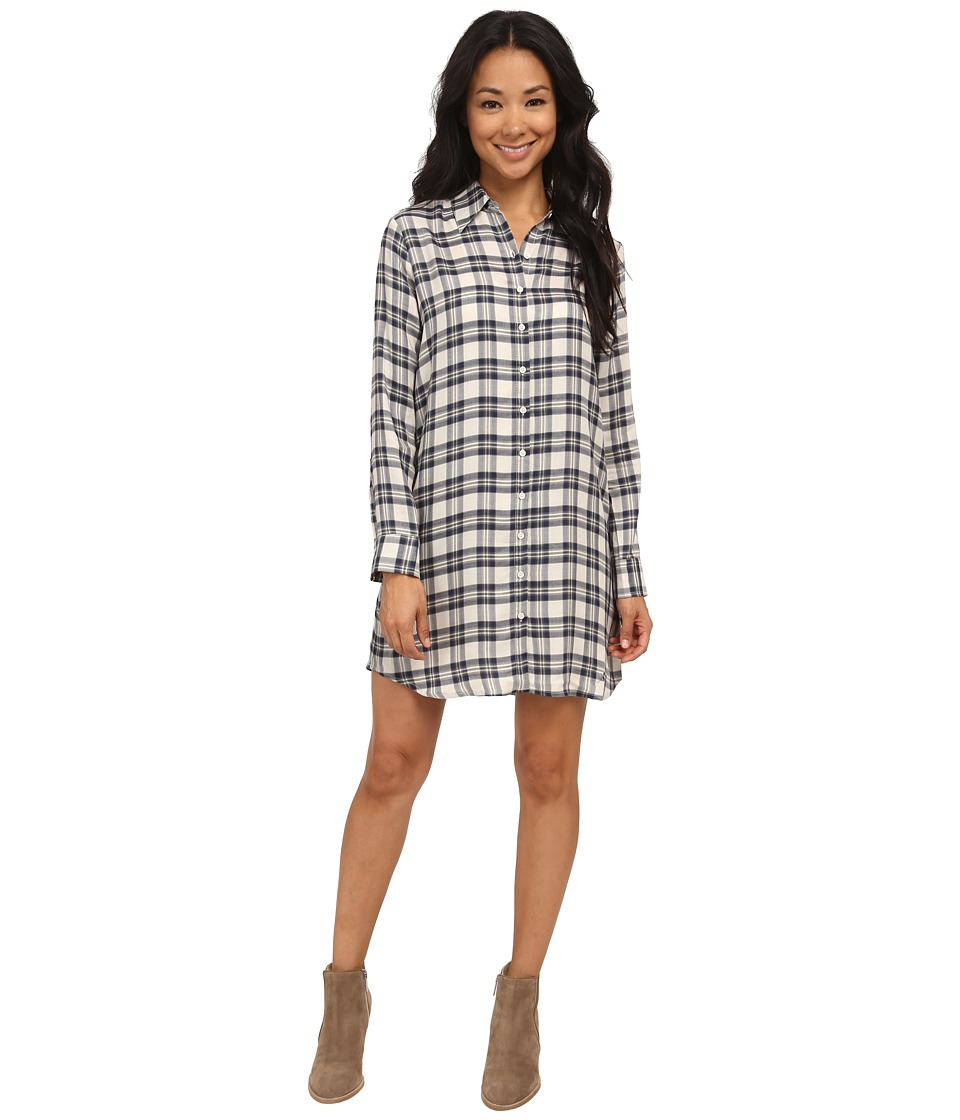 BB Dakota Ruger Plaid Shift Dress (Multi) Women
