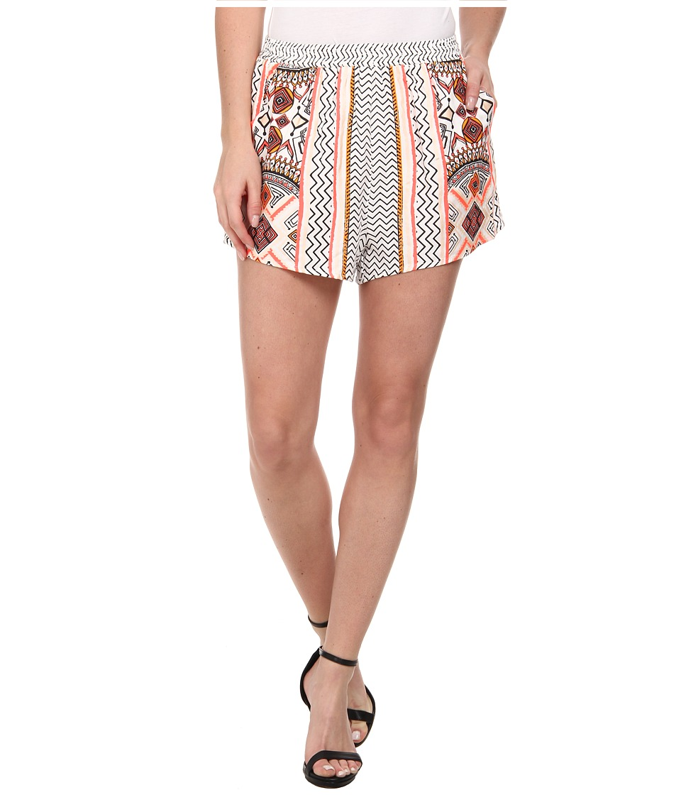 MINKPINK - Space Cowboys Shorts (Multi) Women