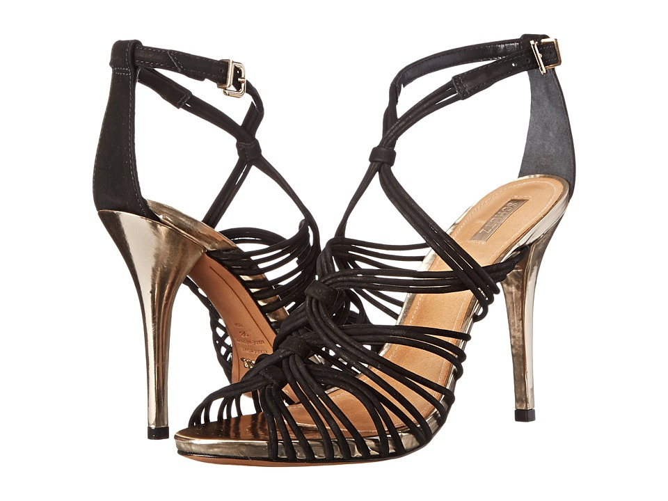 Schutz Dyvyna (Black) High Heels