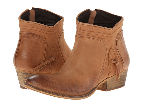 Rebels - Cheyene (Tan) Women's Zip Boots