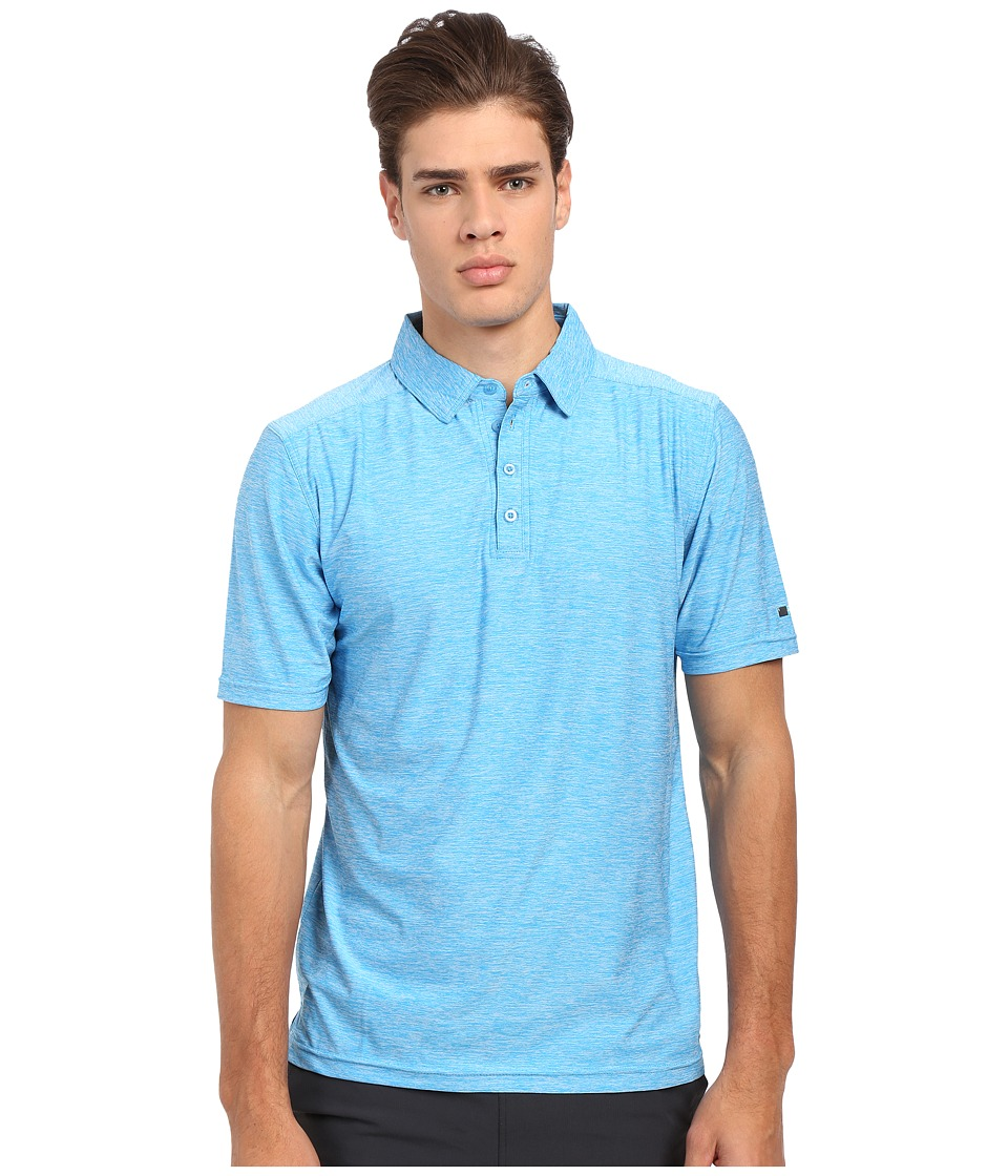 Soybu - Continuum Polo (Belize) Men's Short Sleeve Knit