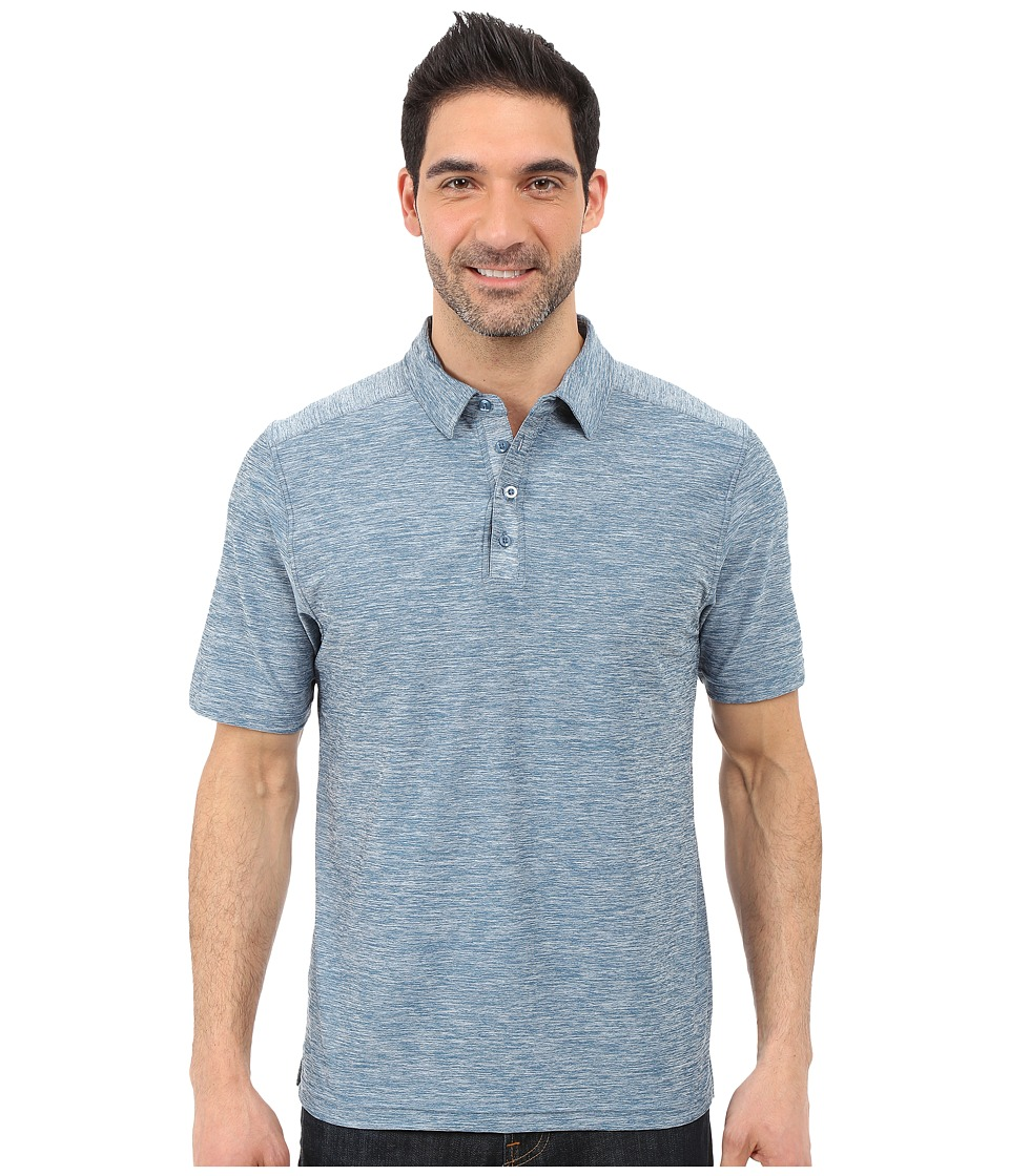 Soybu - Continuum Polo (Poseidon) Men's Short Sleeve Knit