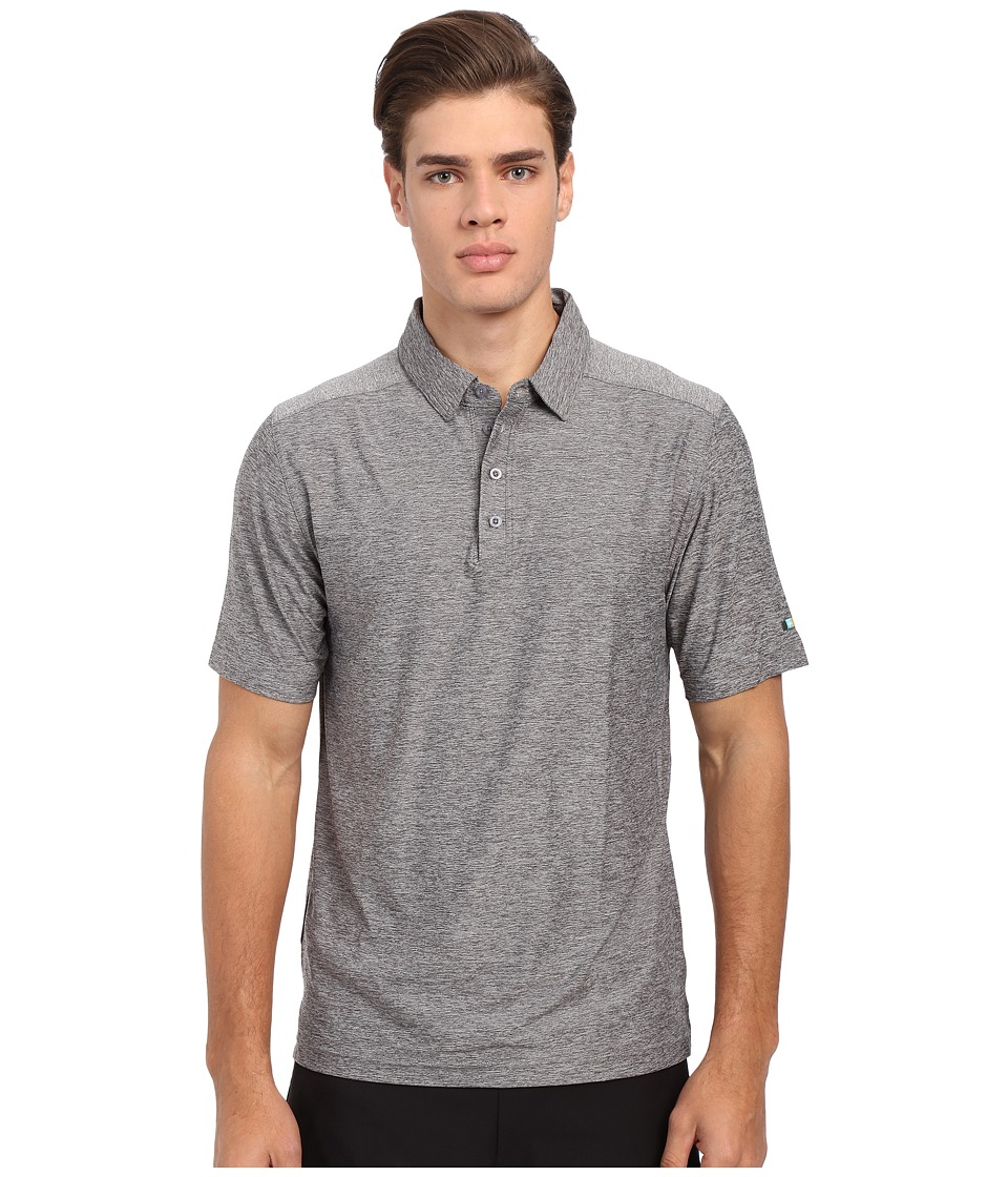 Soybu - Continuum Polo (Storm) Men's Short Sleeve Knit