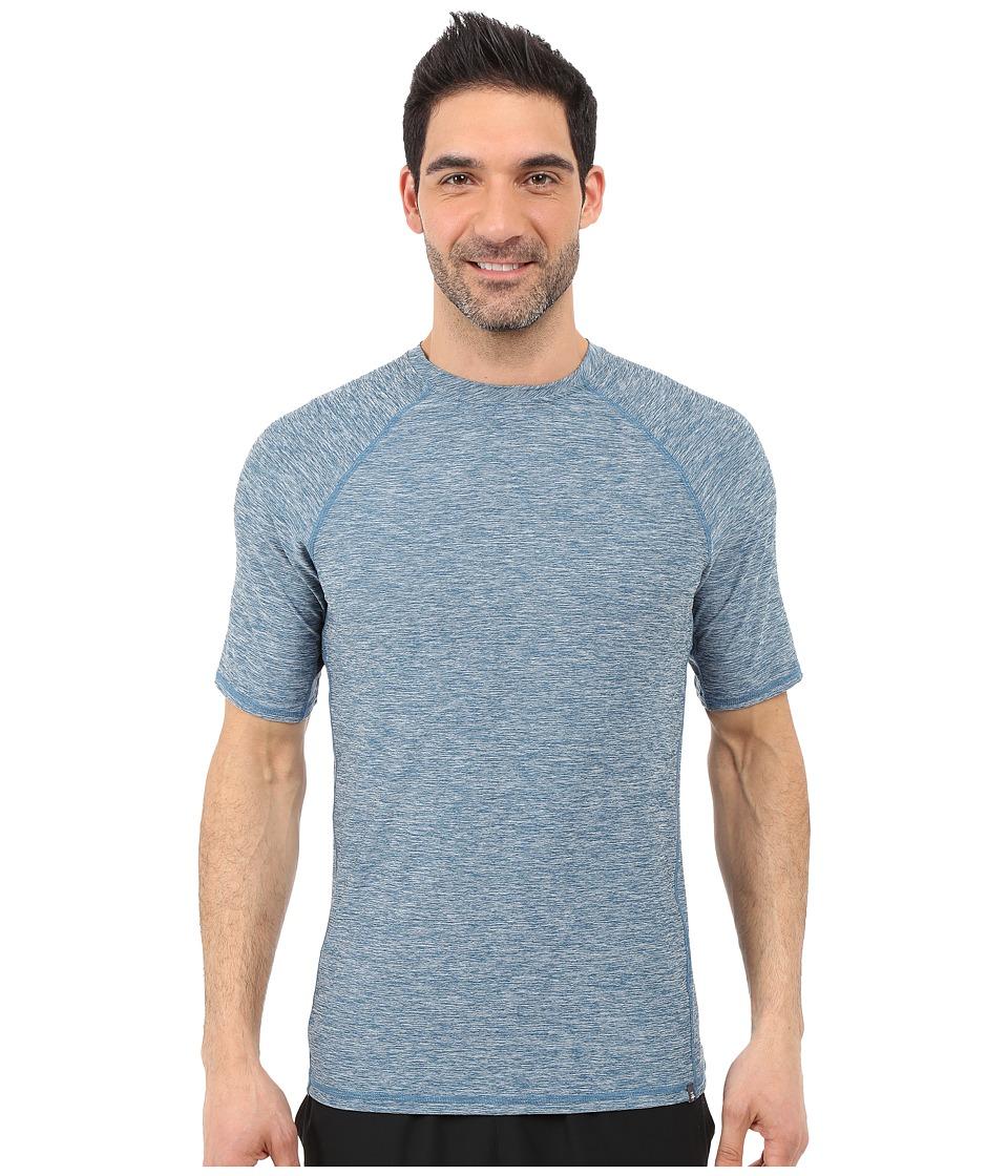 Soybu - Kinetic Short Sleeve (Poseidon) Men's Short Sleeve Pullover