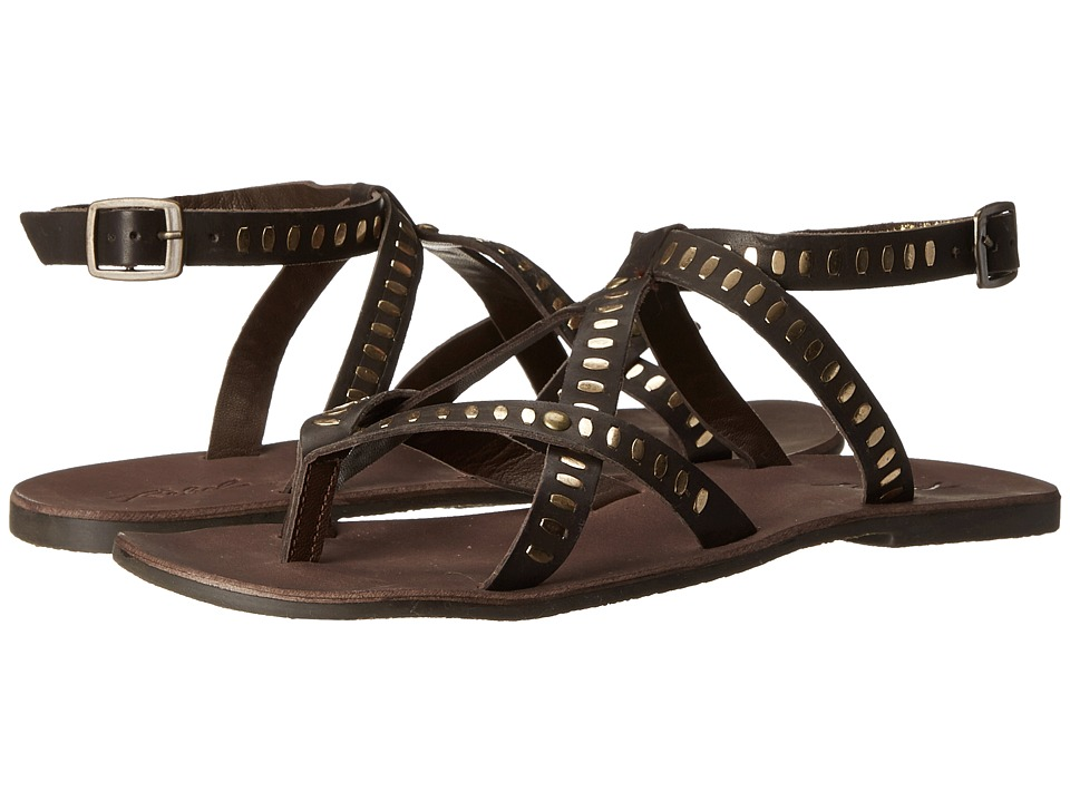 Rebels - Alana (Brown) Women's Sandals