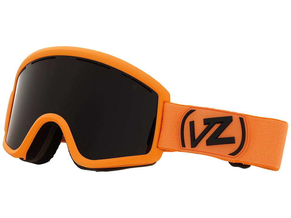 VonZipper - Cleaver (Flash Orange/Blackout) Snow Goggles