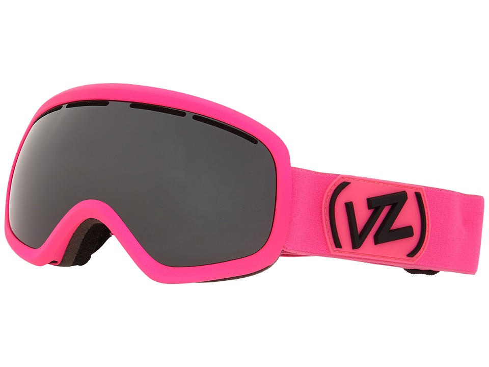 VonZipper - Skylab (Flash Pink/Black Chrome) Snow Goggles