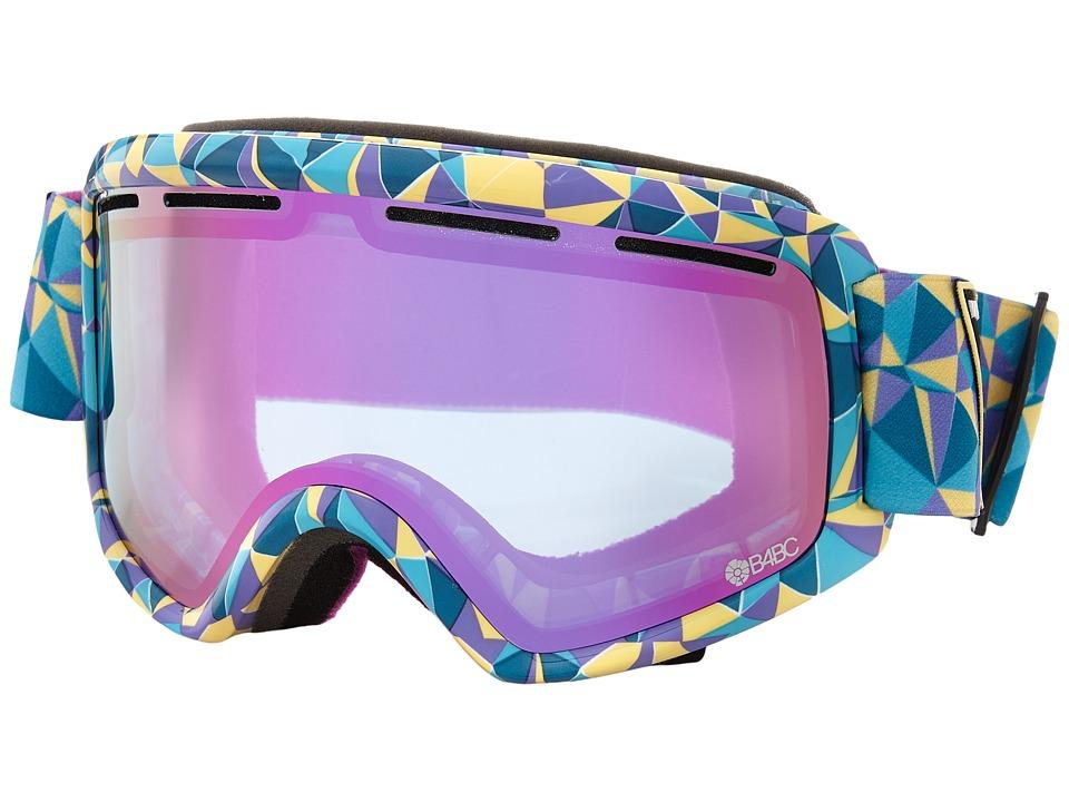 VonZipper - Beefy (B4BC/Meteor Chrome) Snow Goggles