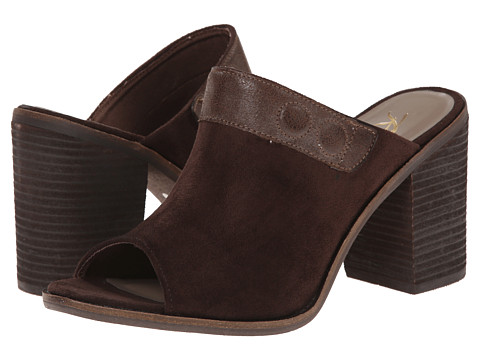 Rebels - Harper (Brown Suede) High Heels