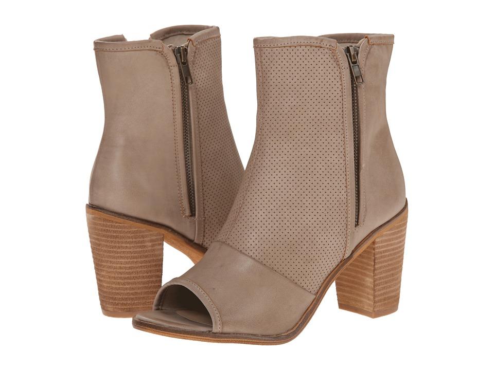 Rebels - Haight (Light Mocha) Women's Zip Boots