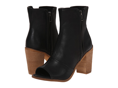Rebels - Haight (Black) Women's Zip Boots
