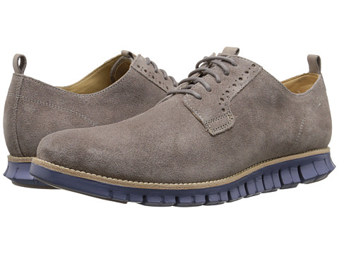 Cole Haan - Zerogrand Plain Oxford (Cinder) Men's Lace up casual Shoes