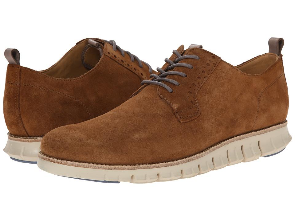 Cole Haan - Zerogrand Plain Oxford (Hazel) Men's Lace up casual Shoes