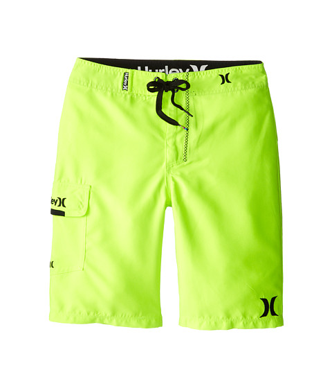 Hurley Kids - One and Only Boardshorts (Big Kids) (Volt) Boy