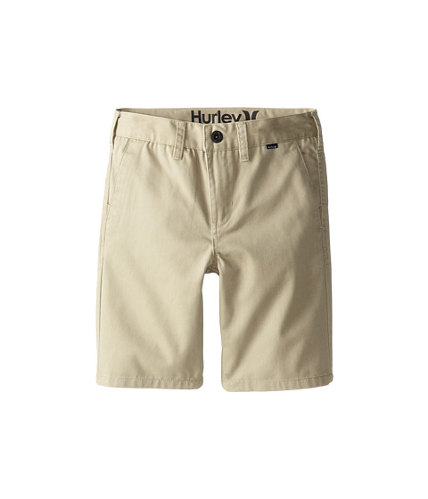 Hurley Kids - One Only Walkshorts (Big Kids) (Bamboo) Boy's Shorts