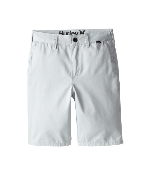 Hurley Kids - One Only Walkshorts (Big Kids) (Wolf Grey) Boy's Shorts