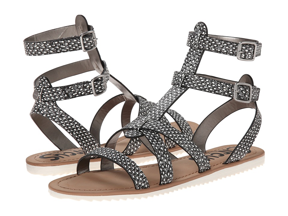 Circus by Sam Edelman - Selma (Black/White) Women's Sandals