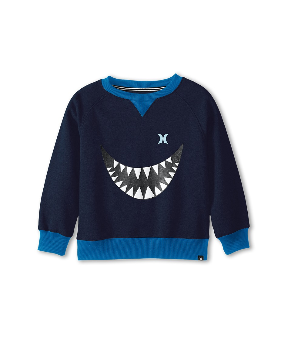 Hurley Kids - Sharkbait Crew (Little Kids) (Obsidian) Boy