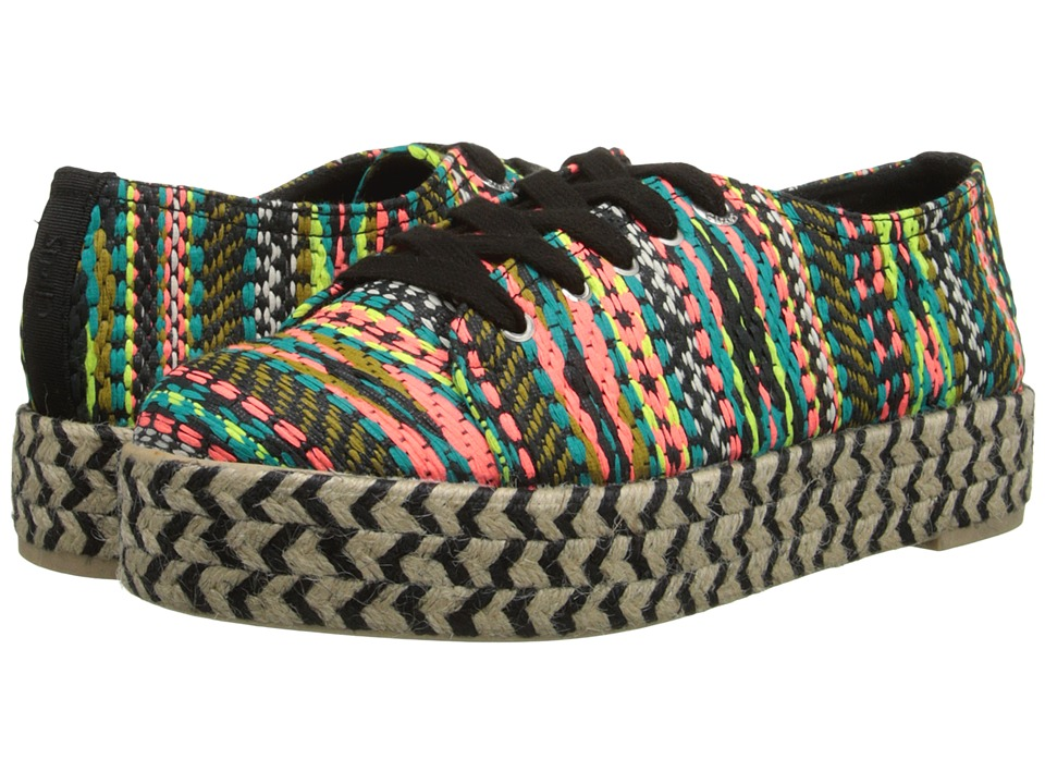 Circus by Sam Edelman - Brandon (Multi/Black) Women's Lace up casual Shoes