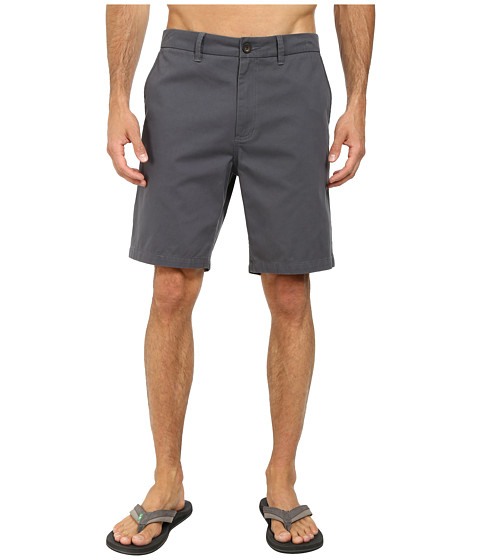 Jack O'Neill - Anchor Walkshorts (Charcoal) Men's Shorts
