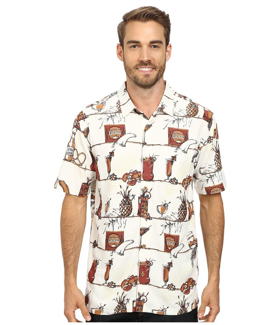 Jack O'Neill - Home Bru Wovens (Natural) Men's Clothing