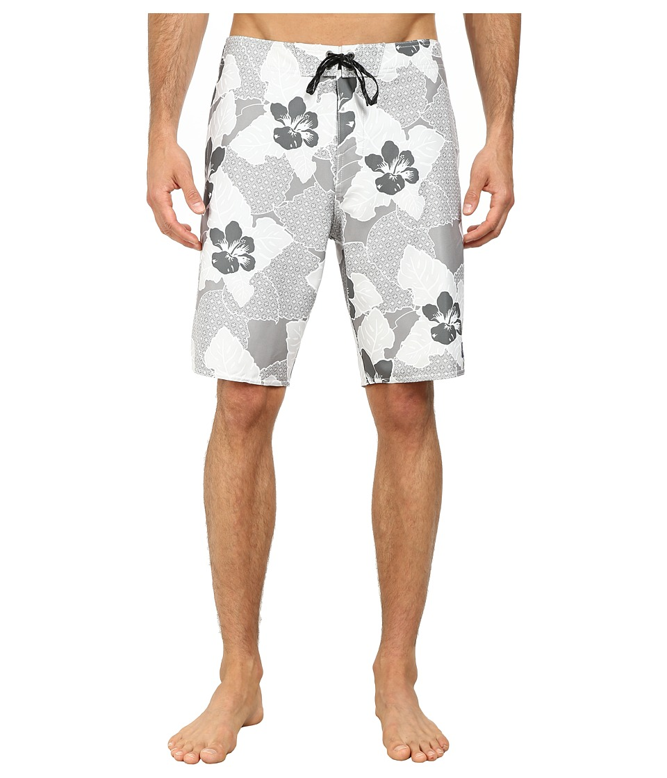 Jack O'Neill - Navarro Boardshorts (Grey) Men's Swimwear