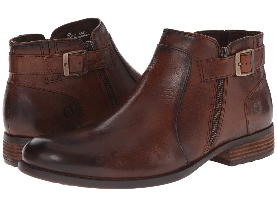 Born Hebert (Cyvas (Tan) Full Grain) Men