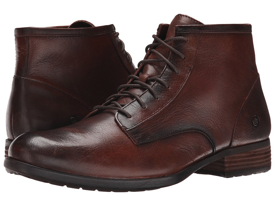 Born - Mercado (Cyvas (Tan) Full Grain) Men