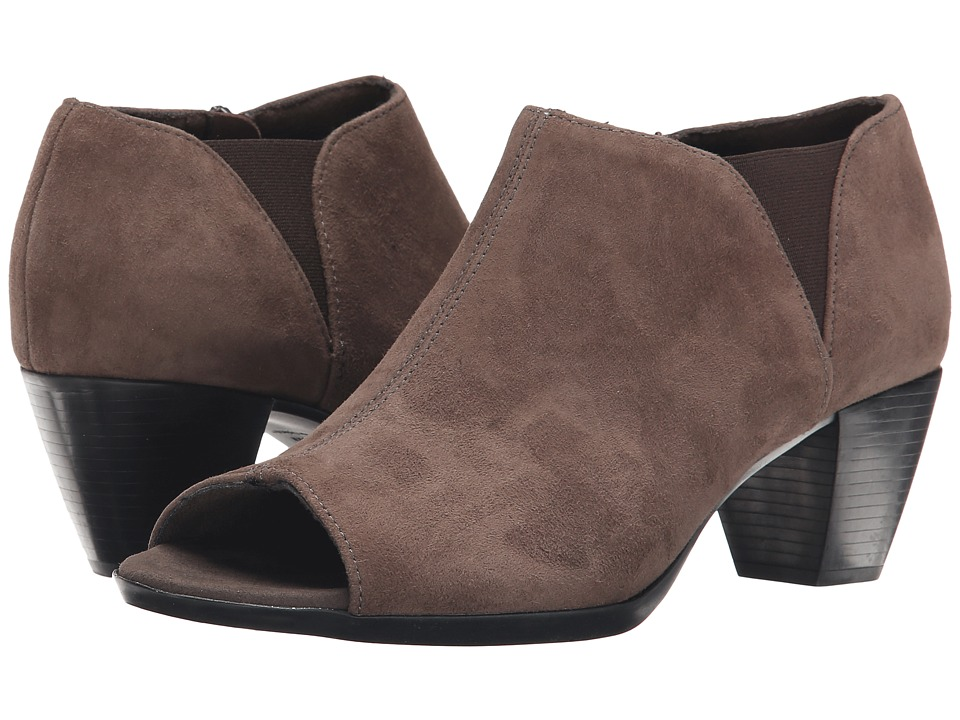 Munro - Eve (Seal Grey Suede) High Heels