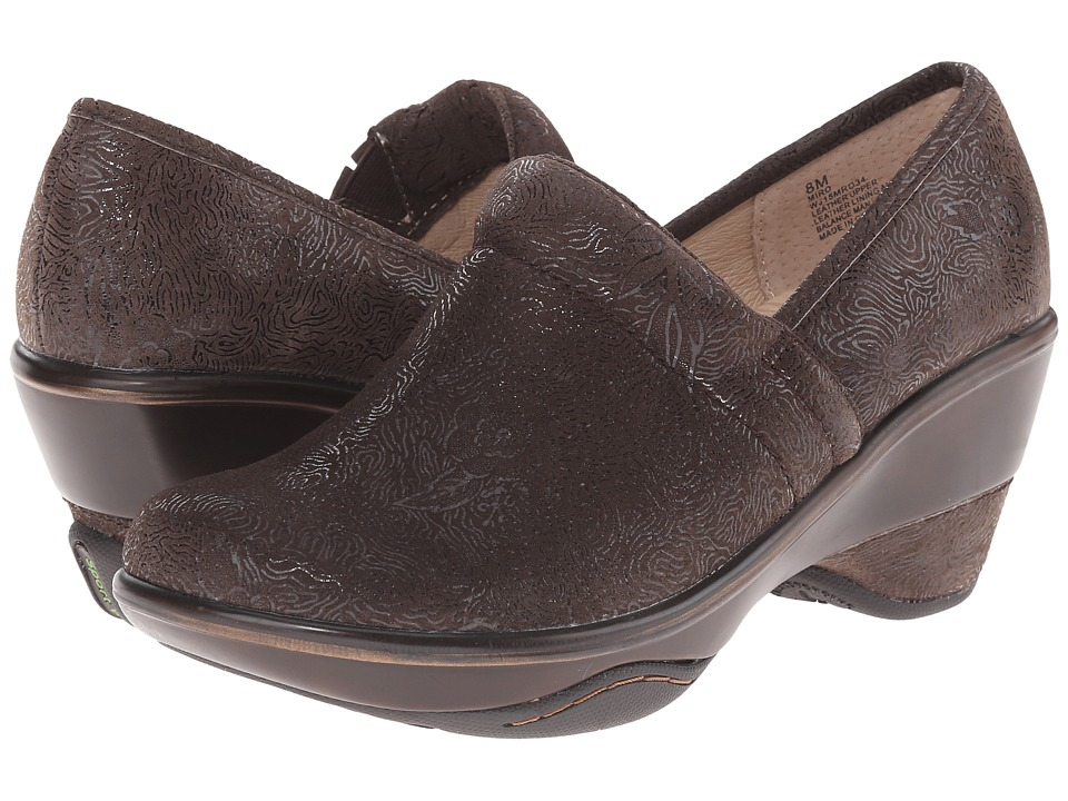 Jambu - Miro (Brown) Women's Clog Shoes