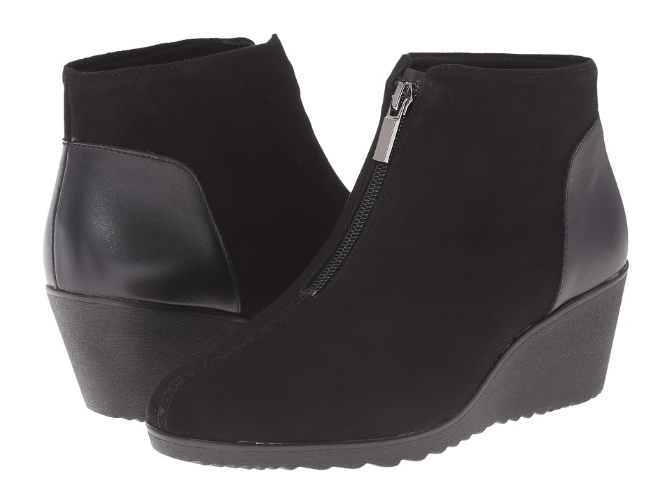 Munro American - Rachael (Black Suede) Women's Boots
