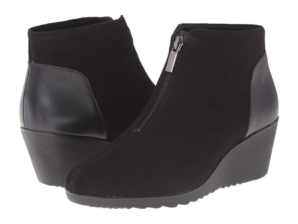 Munro - Rachael (Black Suede) Women's Boots