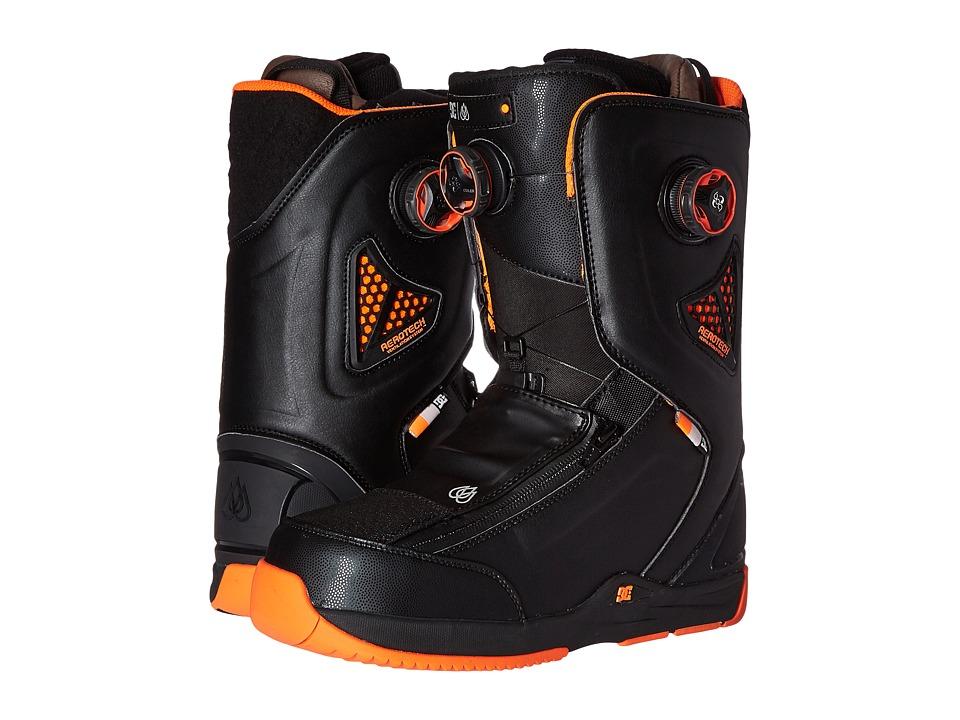 DC - Travis Rice '16 (Black) Men's Cold Weather Boots