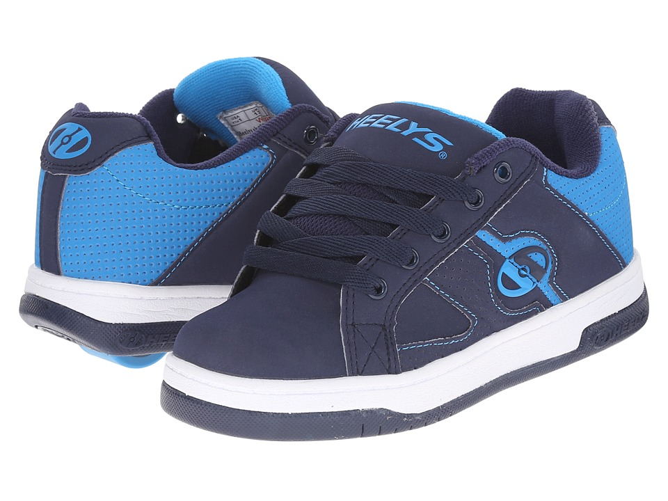 Heelys - Split (Little Kid/Big Kid/Adult) (Navy/Blue) Boys Shoes
