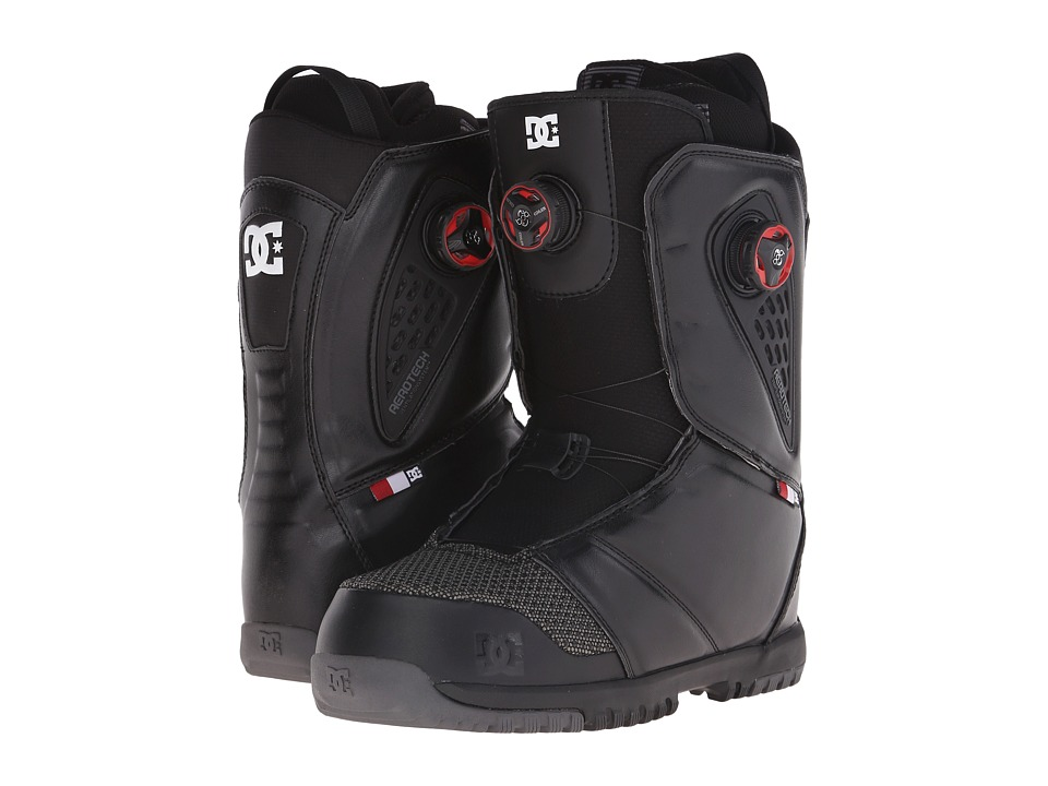 DC - Judge '16 (Black) Men's Cold Weather Boots