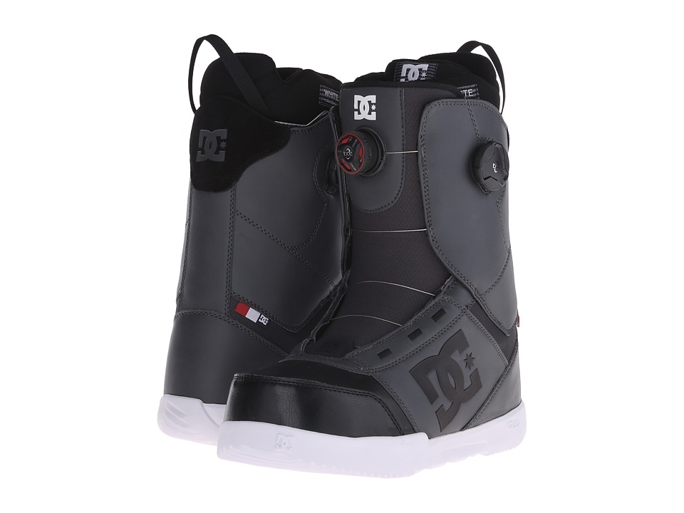 DC - Control '16 (Dark Shadow) Men's Cold Weather Boots