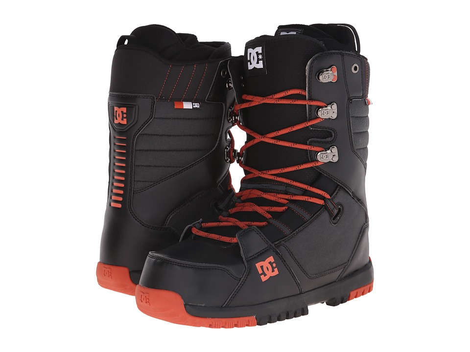 DC - Mutiny '16 (Black 2) Men's Cold Weather Boots