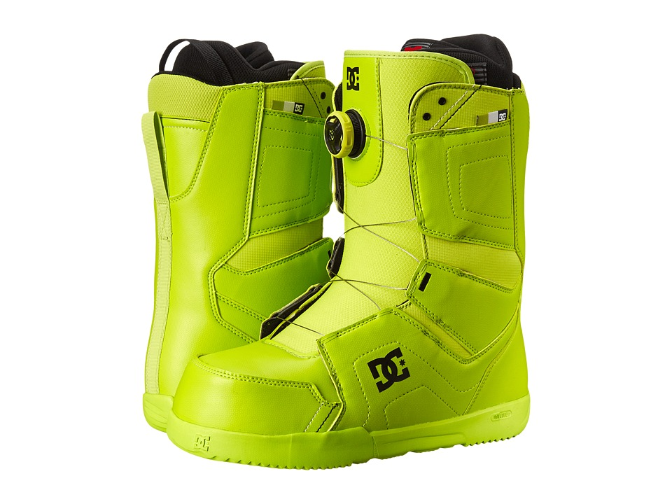 DC - Scout '16 (Lime) Men's Cold Weather Boots