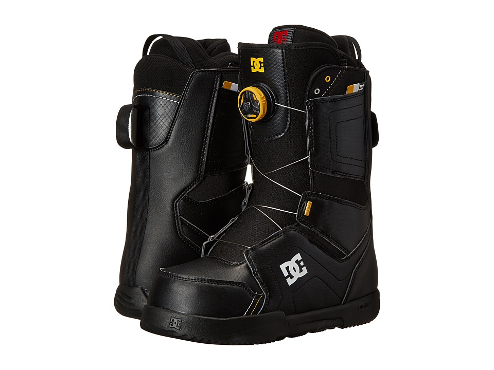 DC - Scout '16 (Black) Men's Cold Weather Boots