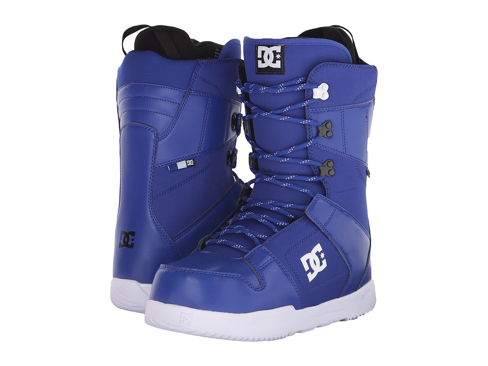 DC - Phase '16 (Black/Blue) Men's Cold Weather Boots