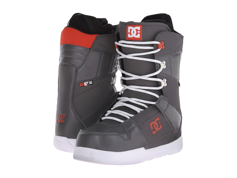 DC - Phase '16 (Pewter) Men's Cold Weather Boots