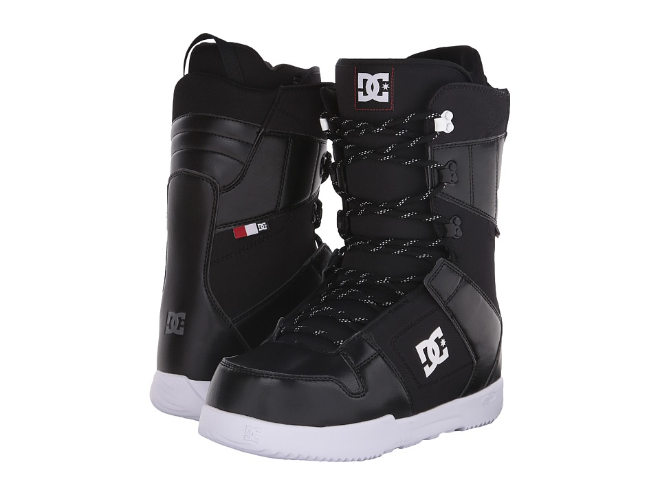 DC - Phase '16 (Black 2) Men's Cold Weather Boots